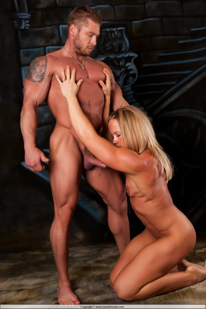 Muscular man fuck girl porn break babes