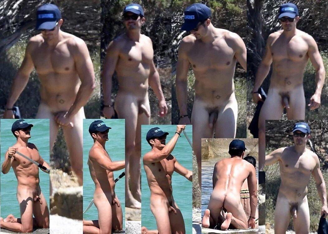Orlando Bloom Nude His Huge Cock Exposed
