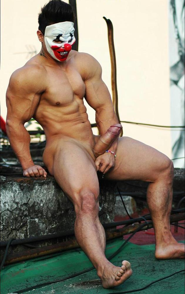 Chicks hot asian muscle porn jackson
