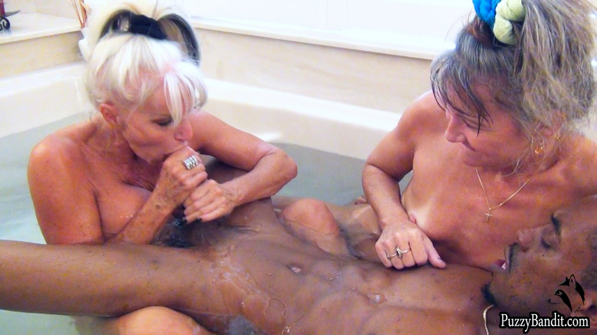 Kathie and leila fucked by few guys 8