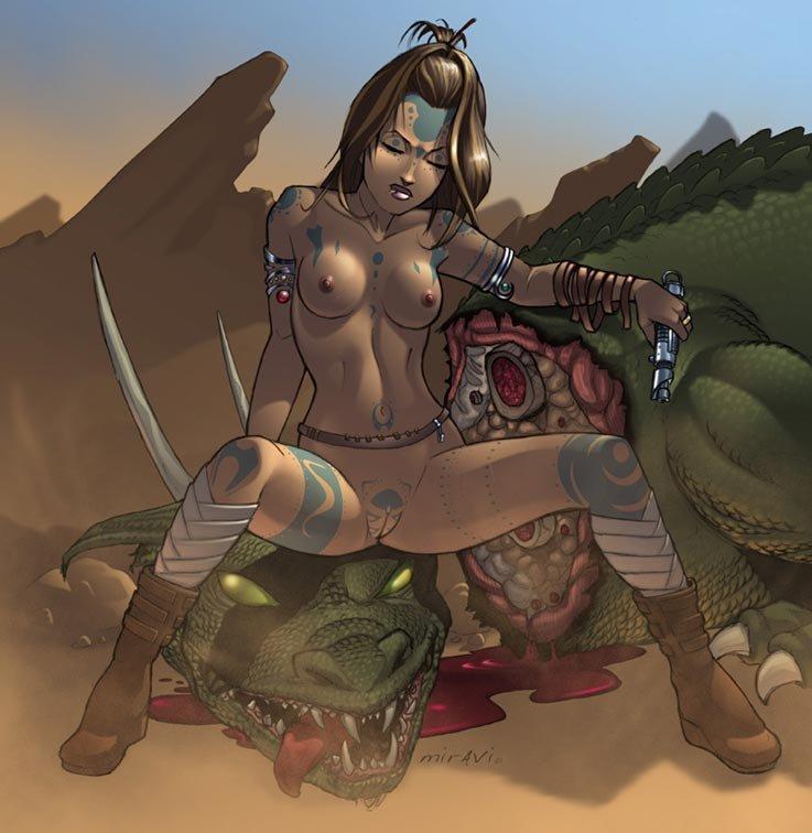 Fantasy Art Female Porn