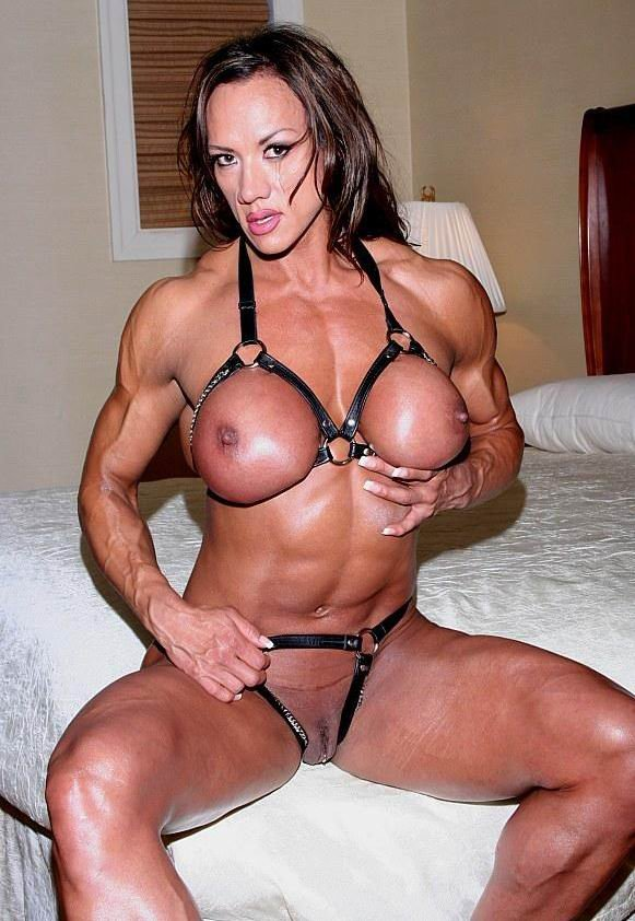 Sexy muscle girls getting fucked, bangin a girl in the butt