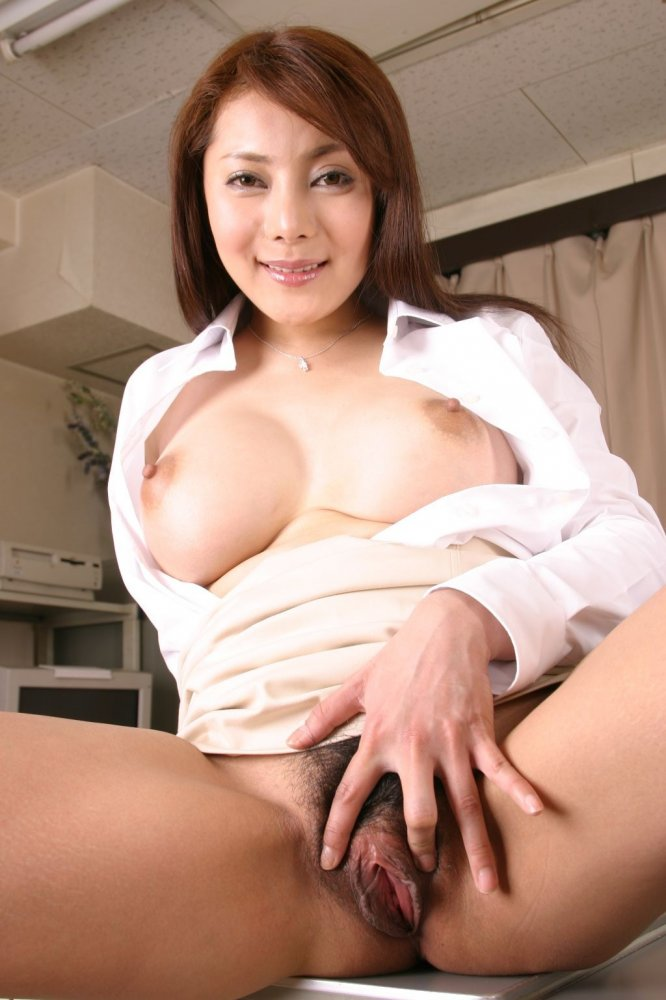 Asian girlfriend with lover