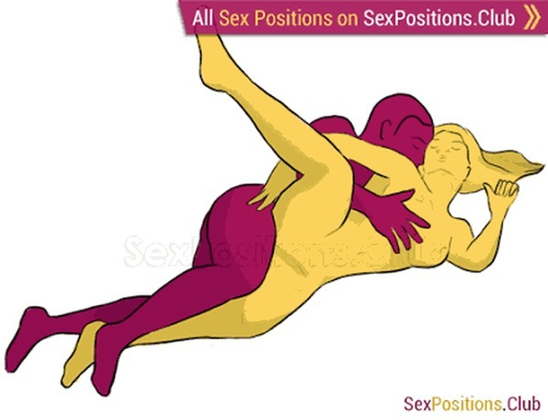 Unicorn sex position