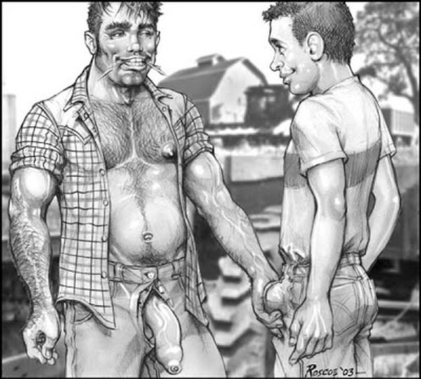 Free father and son gay incest stories