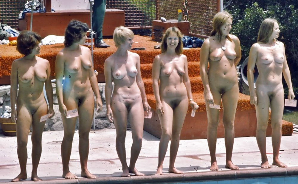 Bbw nudist beauty contest