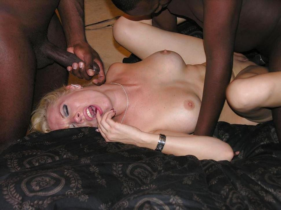Wives forced to fuck blacks 6