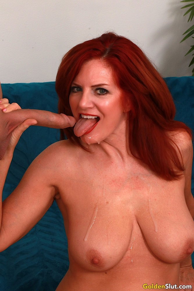 Mature redheads galleries — pic 13