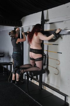 Bbw slut punished with a whipping bbw think, that