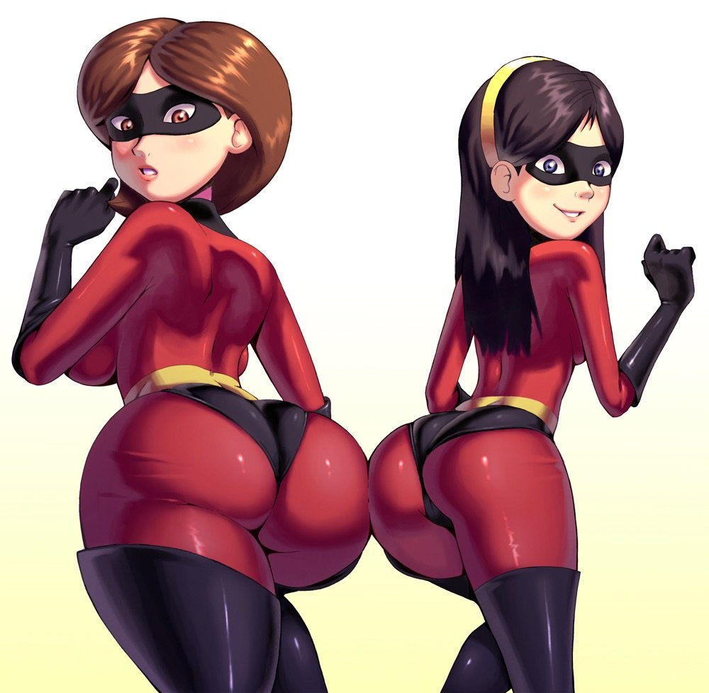 Sexy the incredibles