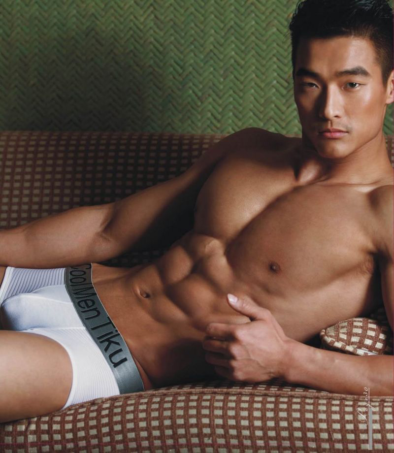 Sexiest naked chinese men — pic 12