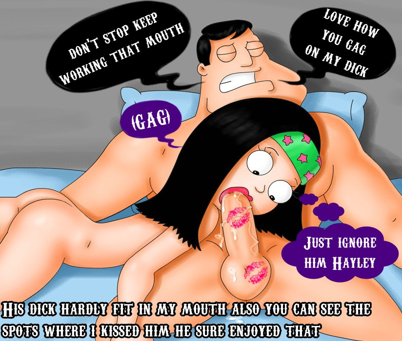 American Dad Hayley Porn Ass -