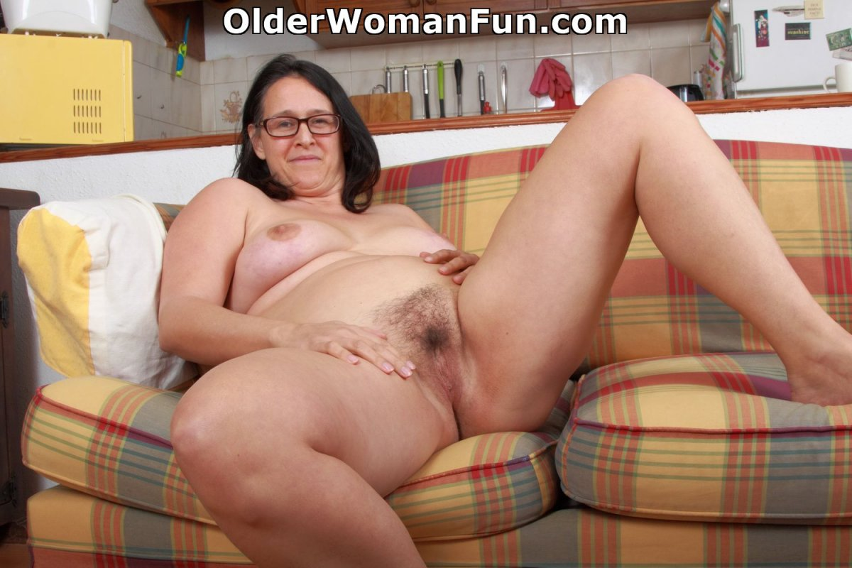 Old women with big pussy
