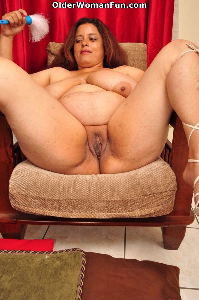 Chubby mature ladies
