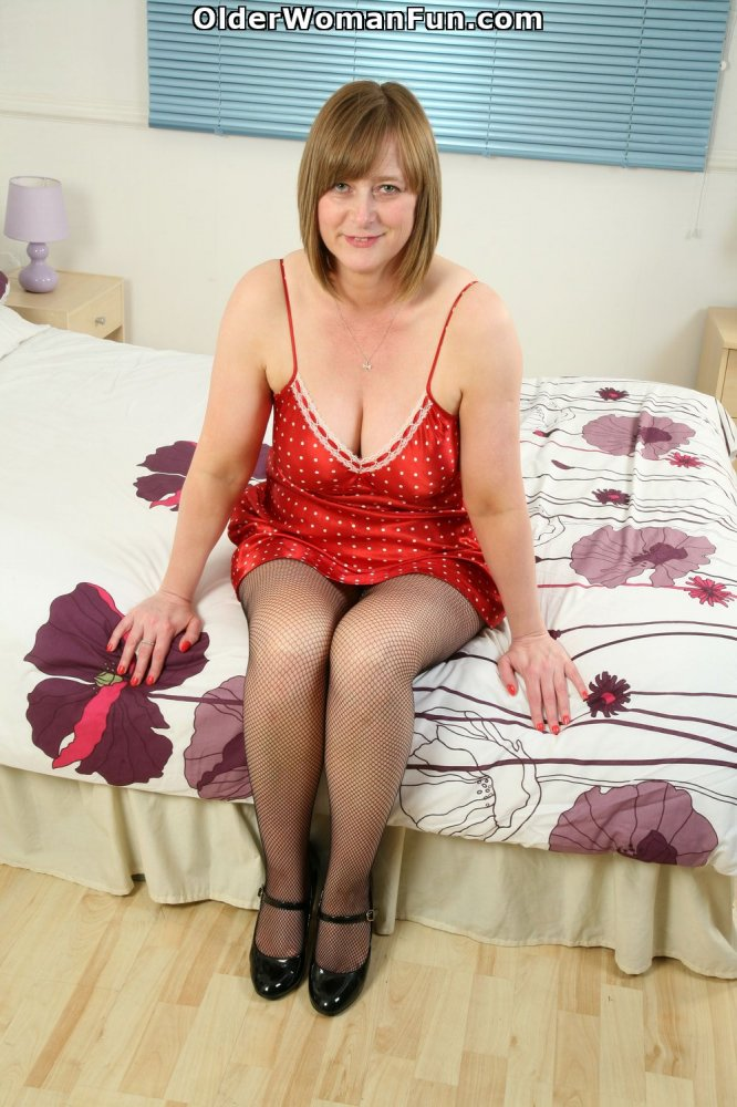 46 Year Old British Milf April Spreads Her Tight Pussy In Pantyhose, Photo Album By Older Woman -8649