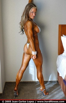 Are not Fitness nikki warner nude for