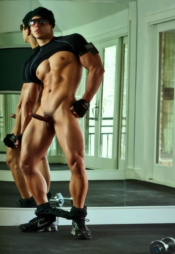 Muscle asian naked video — 10
