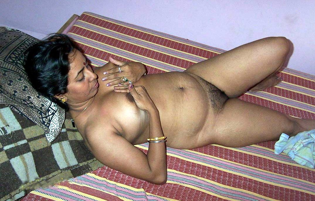 Indian nude married lady