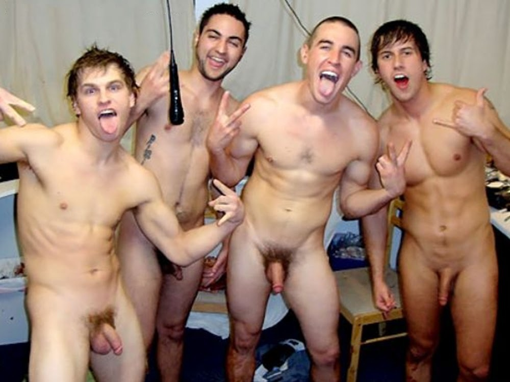 College guys new naked men
