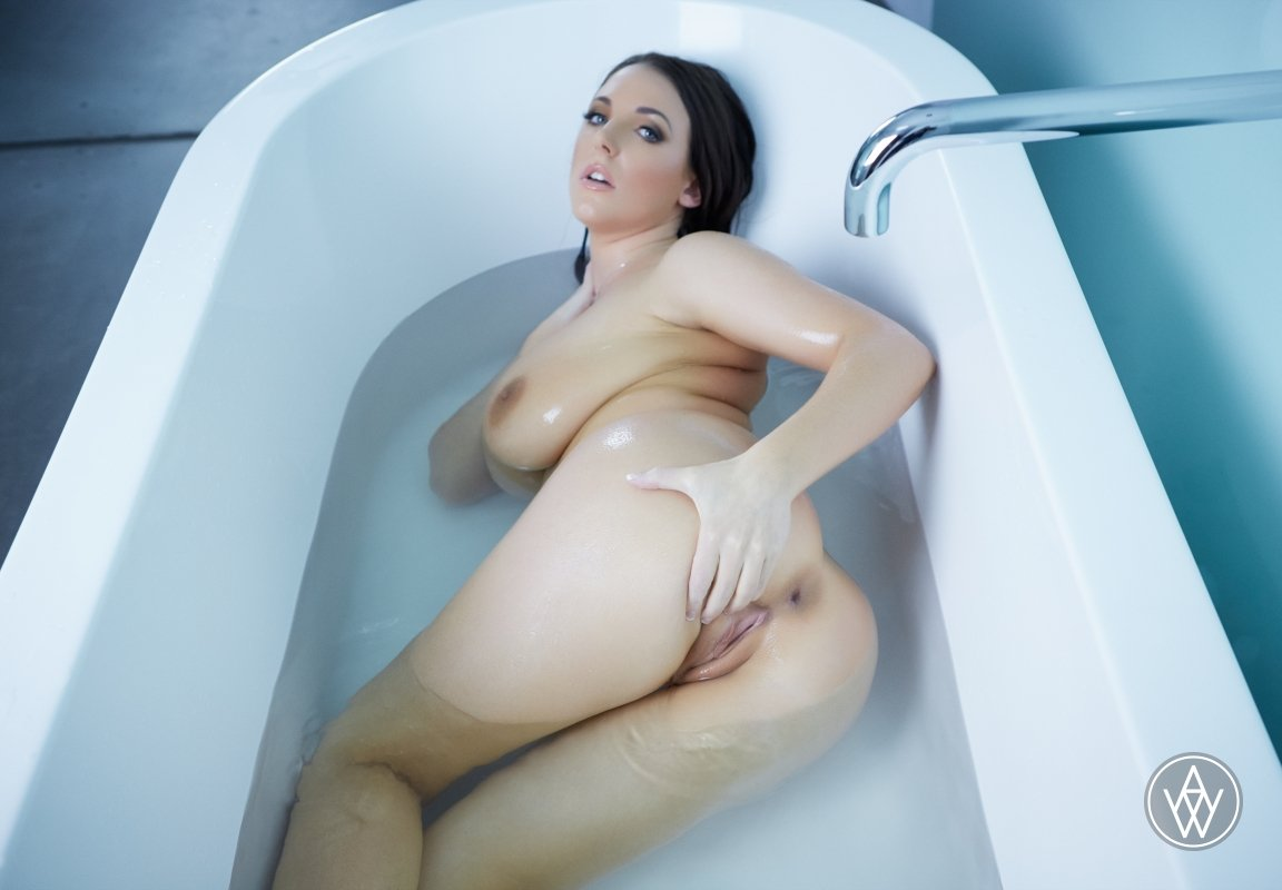 Fleshlight girls vagina angela white