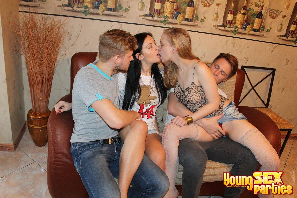 Sex parties libertine