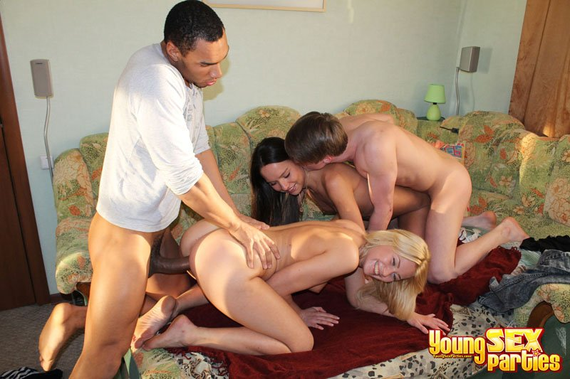 sex party Foursome