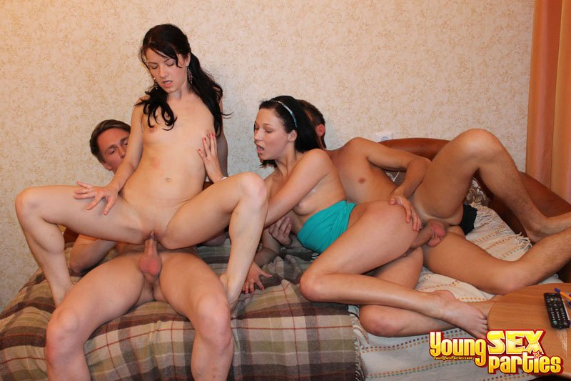 Russian young sex party 14