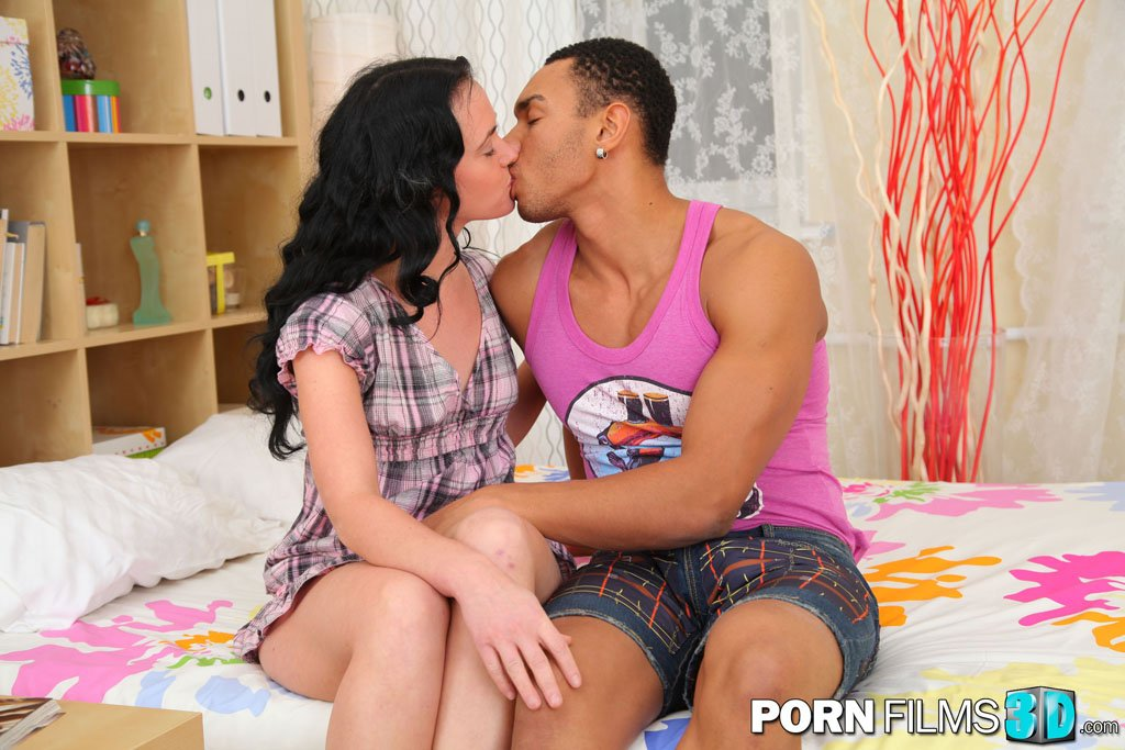 Porno films Interracial