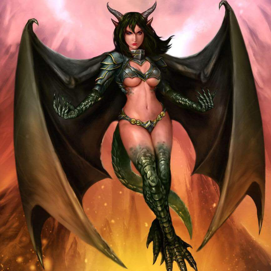 Dungeons and dragons nude