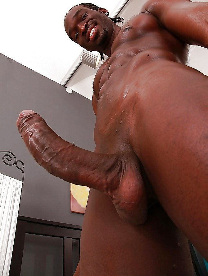 Big black cock galleries with hot big black cock photos