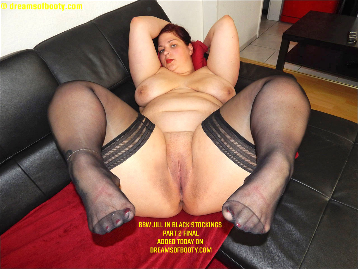 BBW JILL IN BLACK STOCKINGS PART 2 FINAL ADDED TODAY ON ...