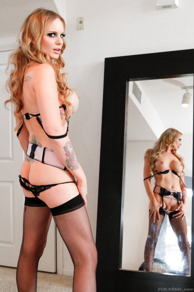 Bradford recommend best of lingerie pink nicole navarro shemale