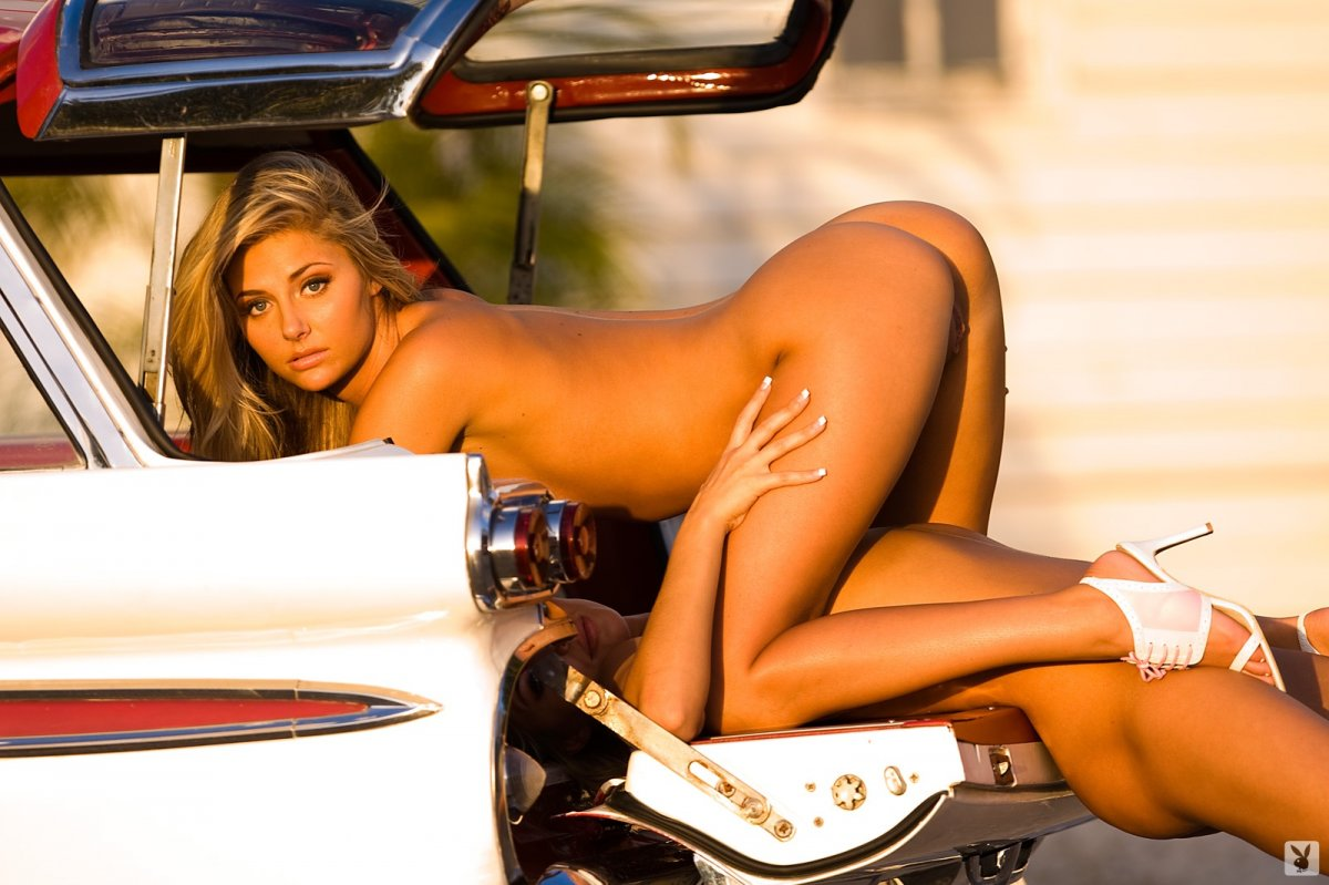 And nude playboy shannon twins