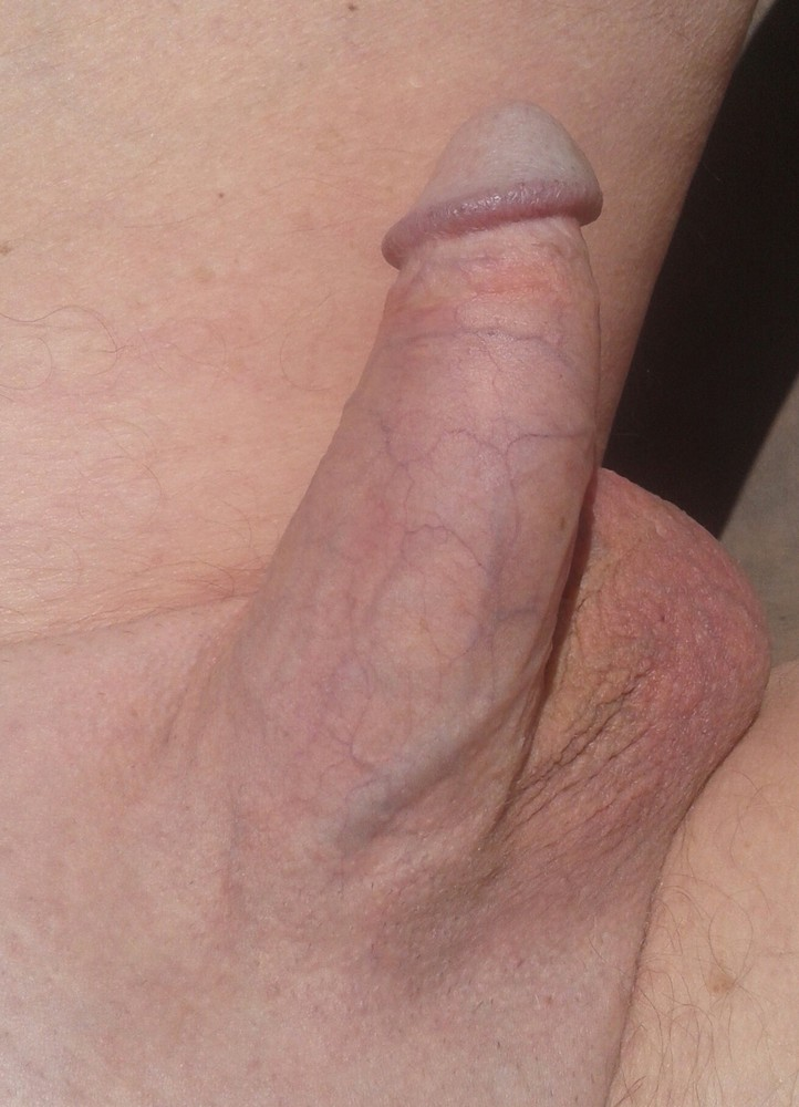 Old Shaved Cock