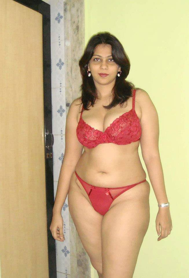 Any more Wife in red panties nude