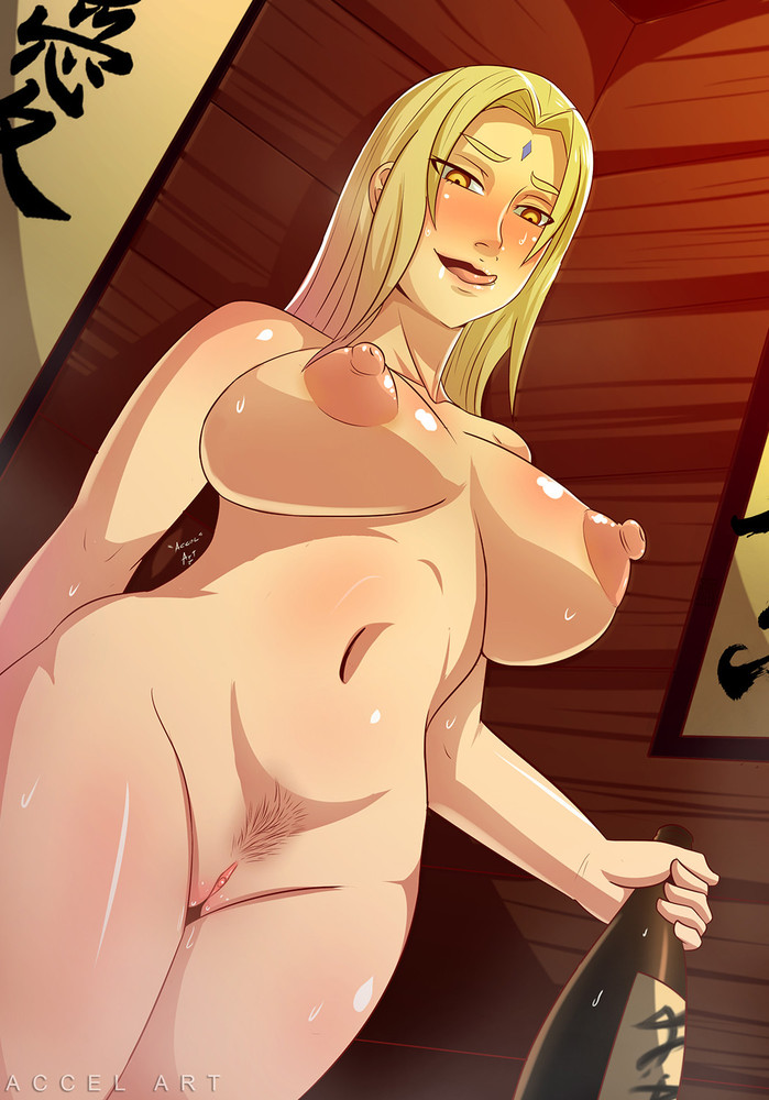 Naked slut tsunade — img 6