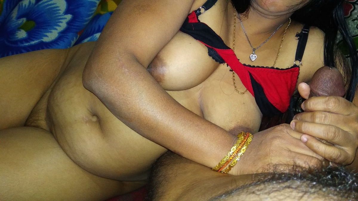 Very horny punjabi couple fucking passionately