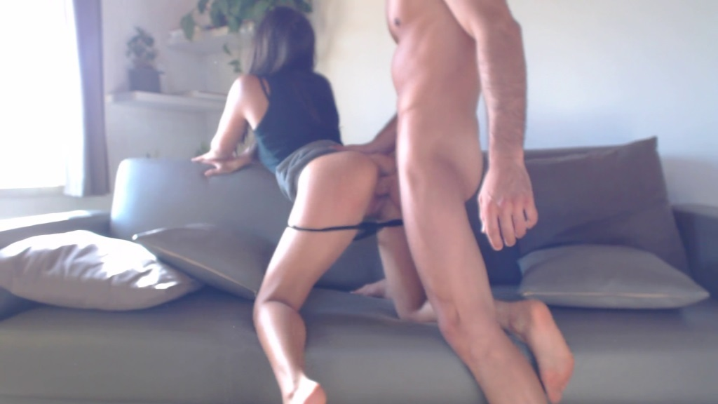 Chubby amateur couple webcam and small 4