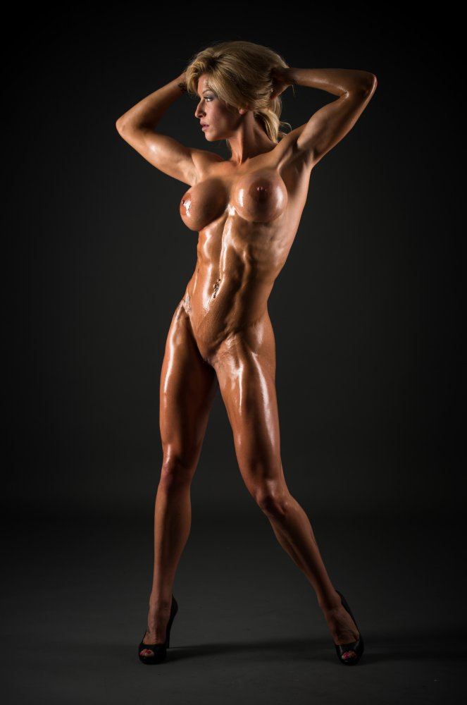 Remarkable, Muscle nude virginal girl