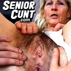 Granny ready for the cum