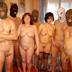 Mature Gang Bang Photos