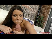 Picture Brooklyn Chase sucking her fan's dick