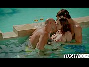 Picture TUSHY First Double Penetration For Stunning...