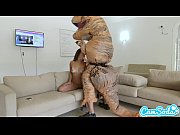 Picture Big ass latina Young Girl 18+ chased by lesb...