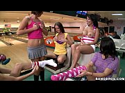 Picture Dirty pornstar sex at bowling alley w/ Rache...