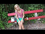 Picture Pretty Czech babe Nesty public fucking for a...
