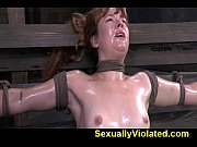 Picture Claire Robbins tied down hard part 1 of 2