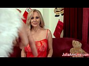 Picture Busty Milf Julia Ann Sucks Off Santa