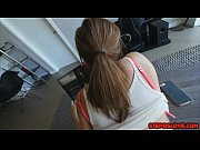 Picture Great ass Young Girl 18+ Demi Lopez grinds s...