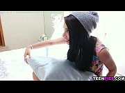 Picture TeenPies - Cumming inside horny latina Young...